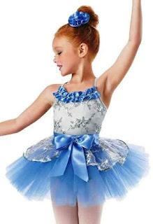Anak Perempuan Belajar Balet