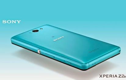 Spesifikasi Dan Harga Sony Xperia Z2a Terbaru