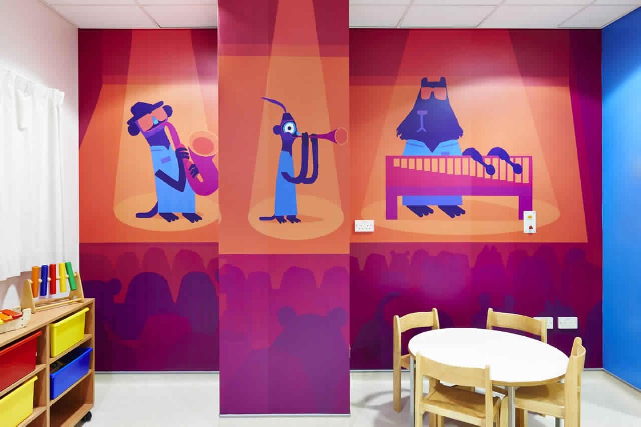 مستشفى للأطفال