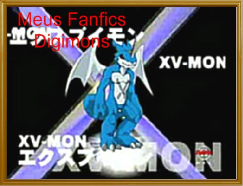Meus Fanfics Digimon