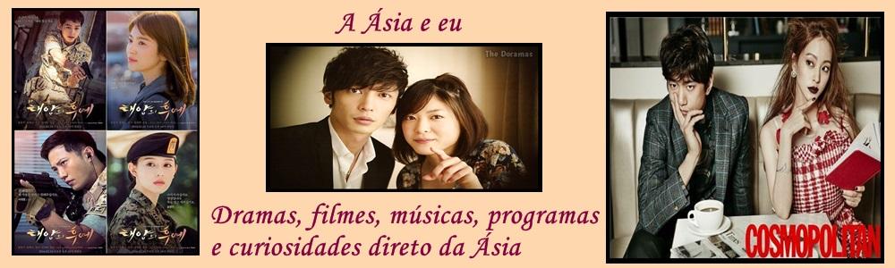 A Ásia e eu