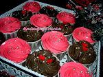 cup cakes hantaran