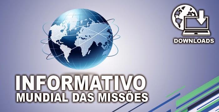 informativo mundial das missões