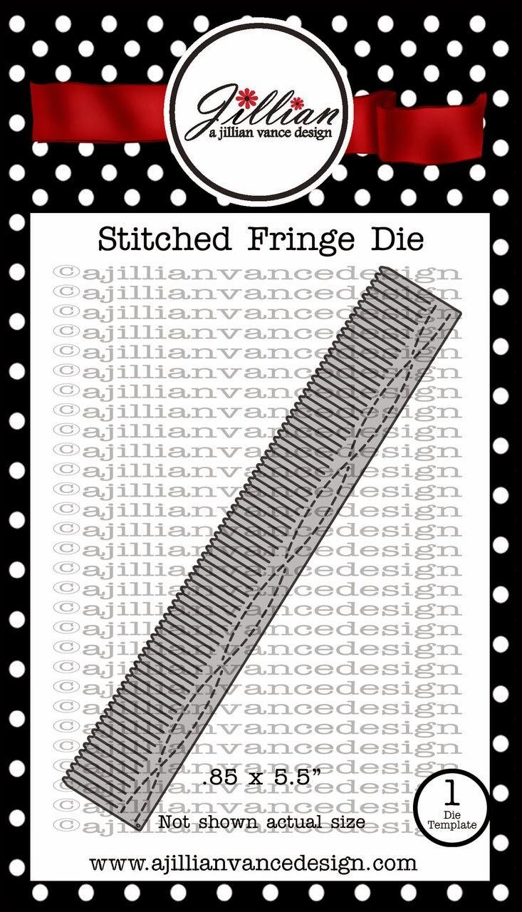 Stitched Fringe Die