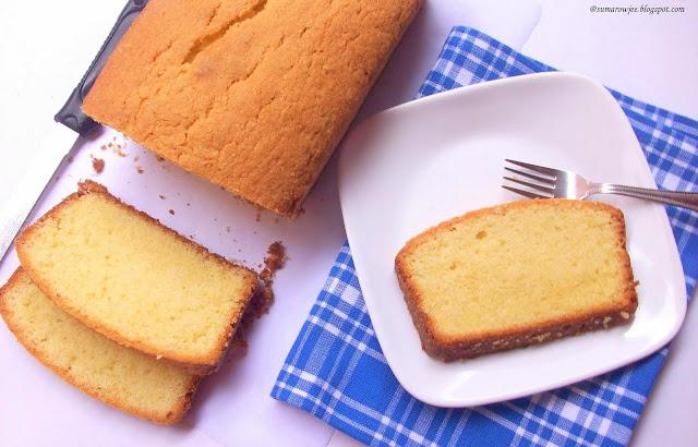 Cocoa Butter Pound Cake