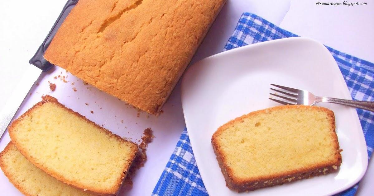 Pound Cake Variations