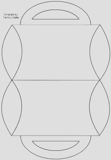 Caja almohada