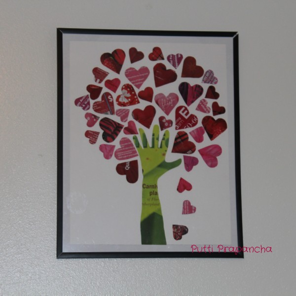 Valentines Day Tree of Hearts
