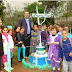 مدرسة اسلي بنيابة مولاي رشيد بالبيضاء : تحتفل بالاسبوع الوطني للتعاون المدرسي