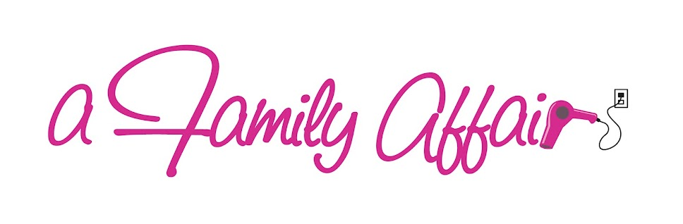 family affair hair salon
