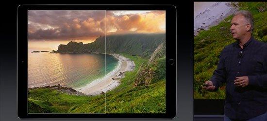 أبل تعلن عن ipad Pro أكبر آيباد فى تاريخها
