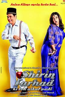 Shirin Farhad Ki Toh Nikal Padi Online Movie