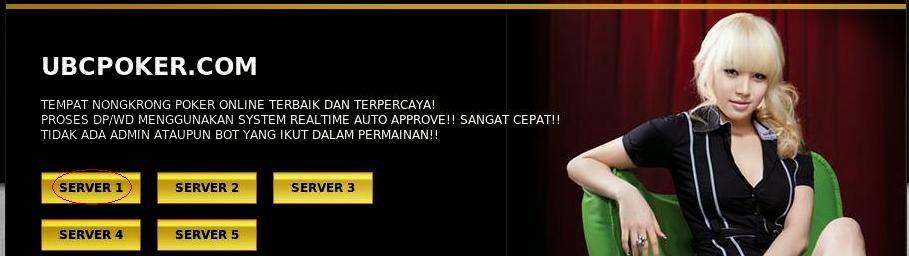 UBCPOKER.com Situs Judi Poker Online Terpercaya