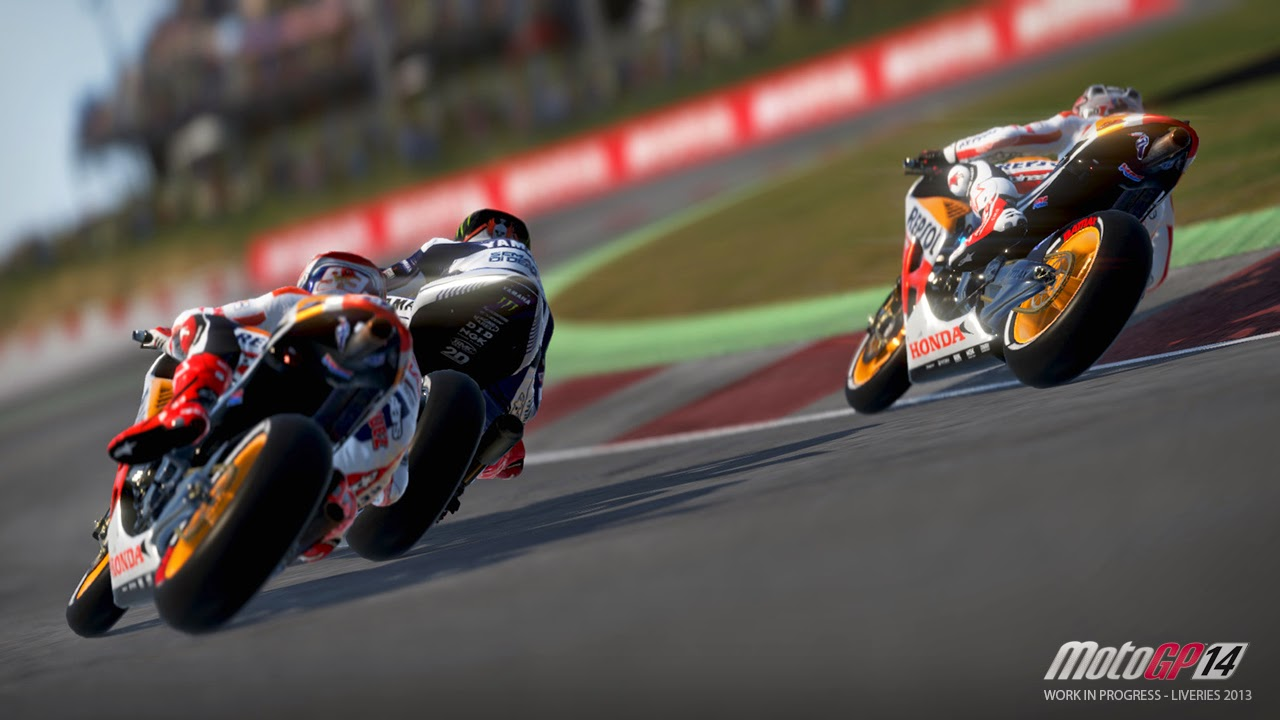 Downlod, review, dan mainkan game MotoGP 14 secara gratis. Download permainan ini dalam versi RIP, Repack, atau full version dengan ukuran penuh 13 GB dan repack 6 GB... Deskripsi MotoGP 14, Systen Requirement MotoGP 14, Screenshot, dan Download