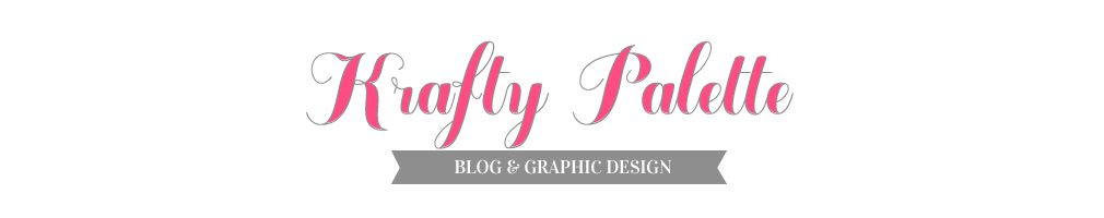 Krafty Palette | Specialize in Graphic & Blog Design