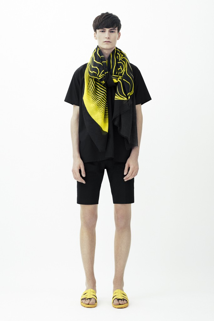 I AM FASHION !!!: Christopher Kane Spring/Summer 2014 Menswear