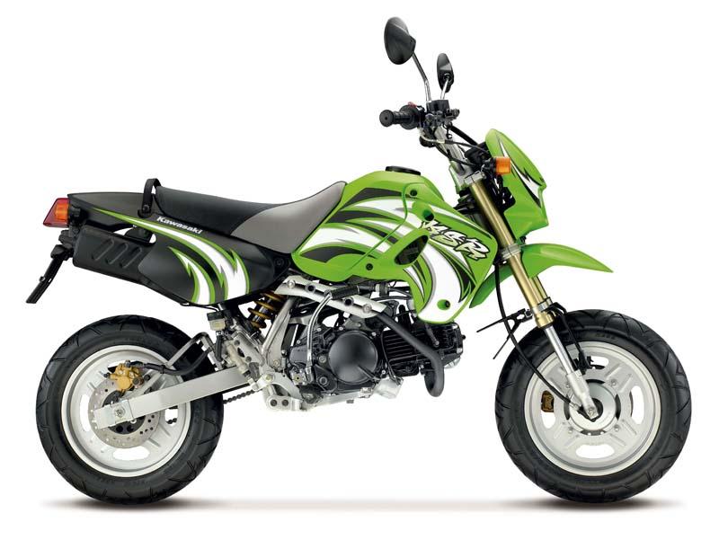 Harga Kawasaki Ksr