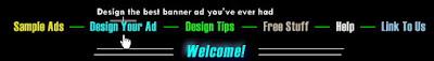 Cara Pasang Banner Animasi Di Blogger