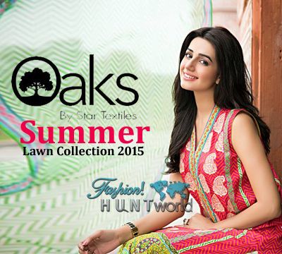 Oaks By Star Textile Summer Lawn Collection 2015
