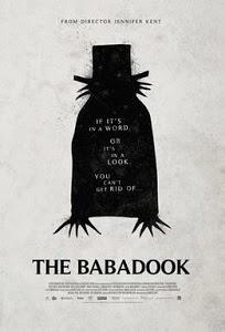 Poster original de Babadook