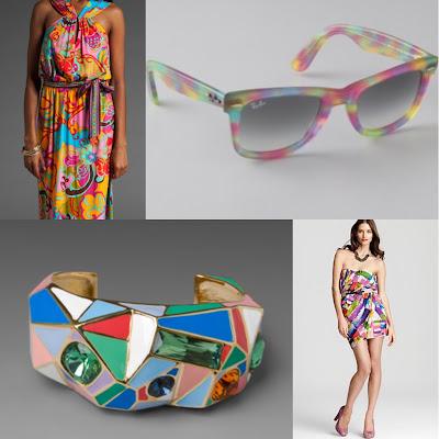 Site Blogspot  Trina Turk Dress on Trina Turk Dress   Ray Ban Sunglasses   Disaya Cuff   Ali Ro Dress
