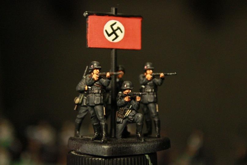 Carlo Antonio - German infantry 1941-1943 - ZVEZDA 1