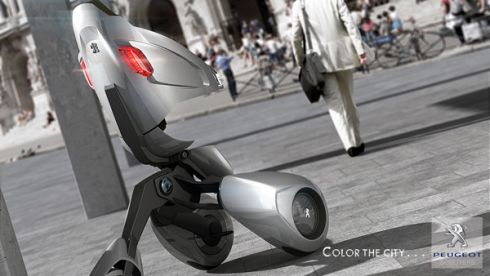 Peugeot XB1, Electric Vehicle of 2025 Seen On www.coolpicturegallery.us