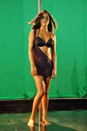 Poonam pandey Hot Pole Dance HD Wallpaper