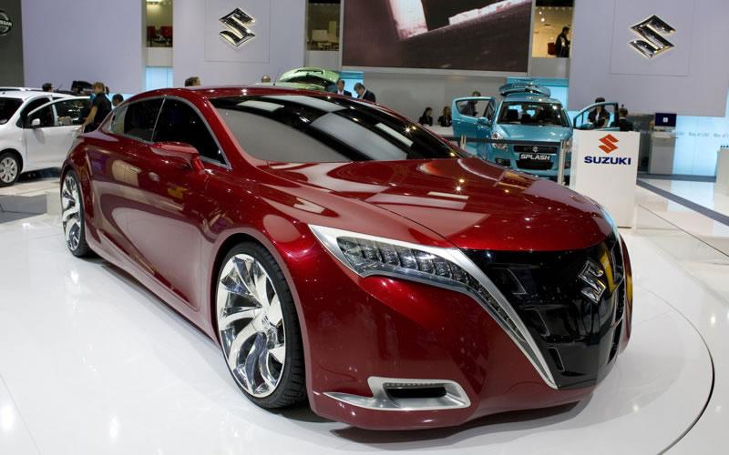 Zoom In Cars Suzuki Kizashi Concept 2011