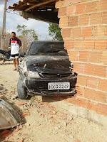 Reriutaba: Professora de Varjota sofre acidente de carro em Riacho das Flores.