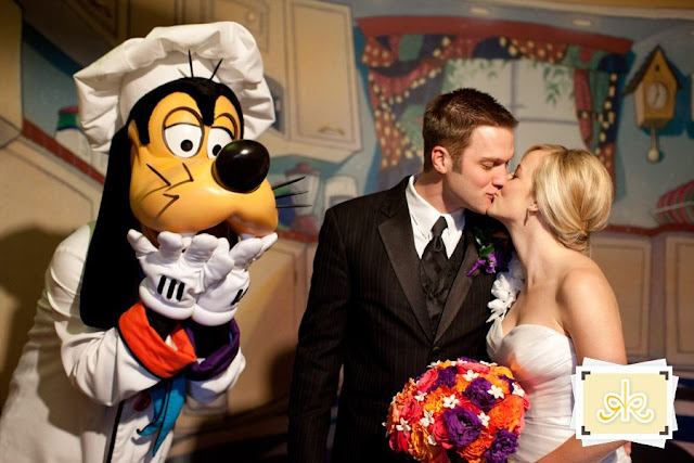 Disneyland Hotel Wedding: Kristie + Dario