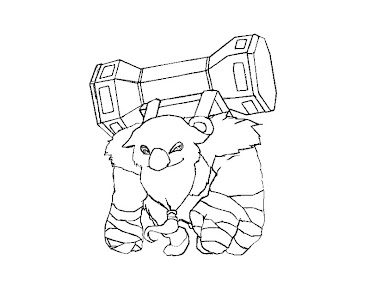 #26 Dota 2 Coloring Page
