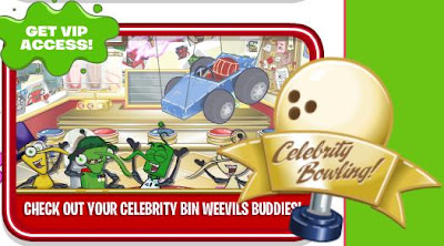 Get VIP Access on Binweevils