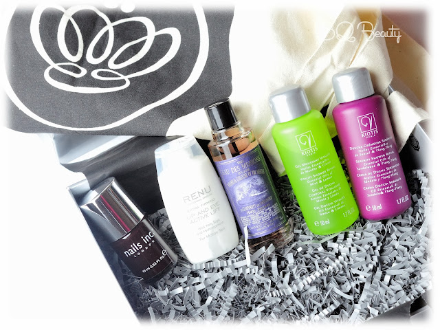 Cajas Mensuales, Diciembre glossybox