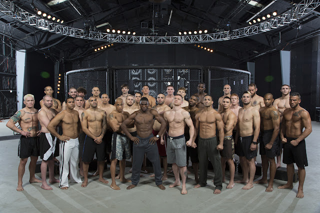 Bellator Fight Master Cast