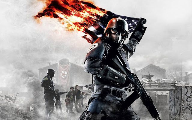 Shooter Game Homefront