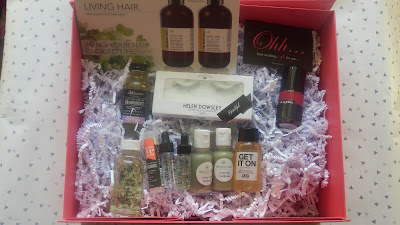 A Beautiful World Autumn/Winter 2015 Sampler Box