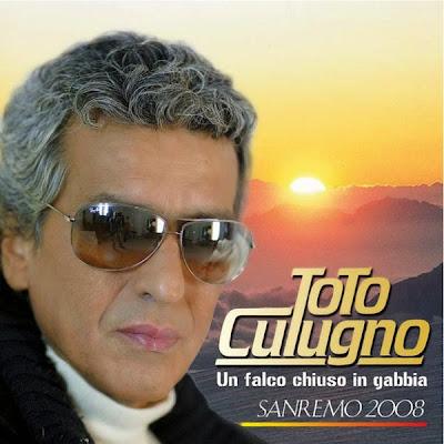 Sanremo 2008 - Toto Cutugno - Un falco chiuso in gabbia