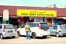 RANTAU PANJANG, KELANTAN - MEI 2011