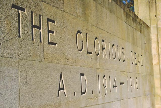 Arnos Vale Bristol War Memorial