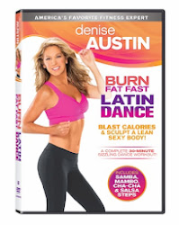 New! Burn Fat Fast Latin Dance DVD