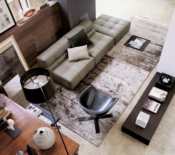 Simple Sofa for Modern Living Room-8