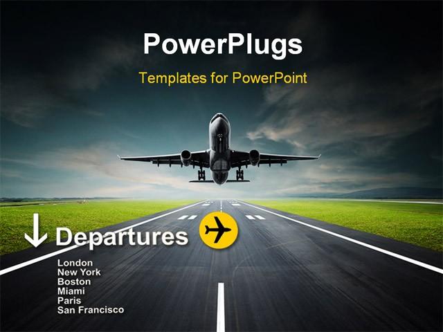 airline company profile templates