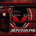 Novo tema Alienware red 2013 Windows 7