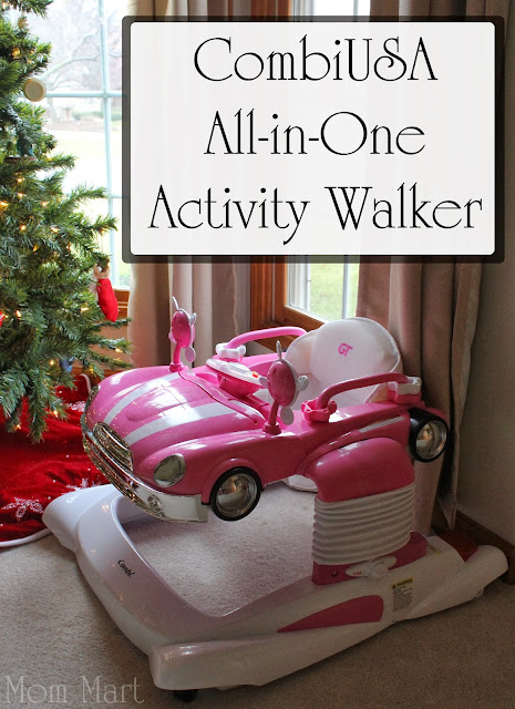 CombiUSA All-in-One Activity Walker