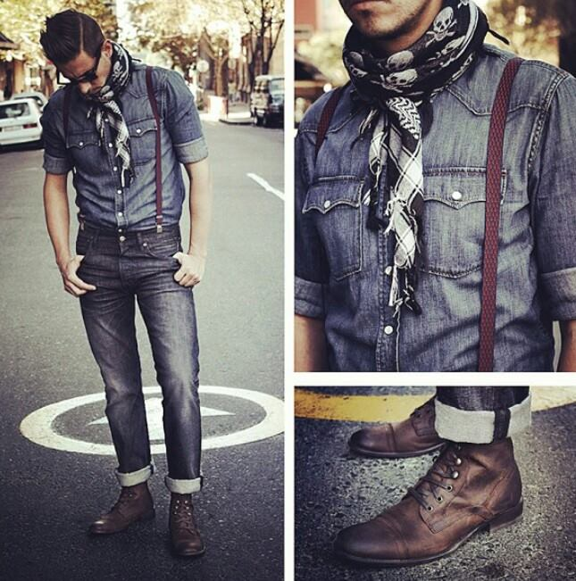Fashion Trends For Men...