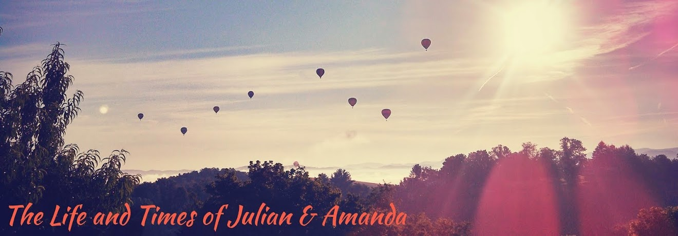 The Life and Times of Julian and Amanda