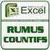 Rumus COUNTIFS