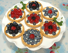 Easy Fruit Tarts