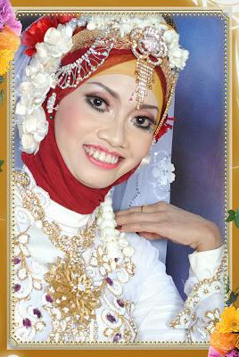 Foto Pengantin Jawa Modern